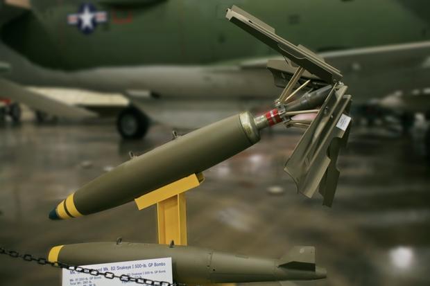 Bomba Mk-82 i Mk-83 - ta pierwsza powstanie właśnie w Bydgoszczy