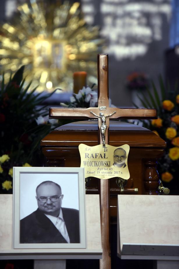 Według biegłych poseł zmarł w wyniku wielonarządowych obrażeń wewnętrznych.