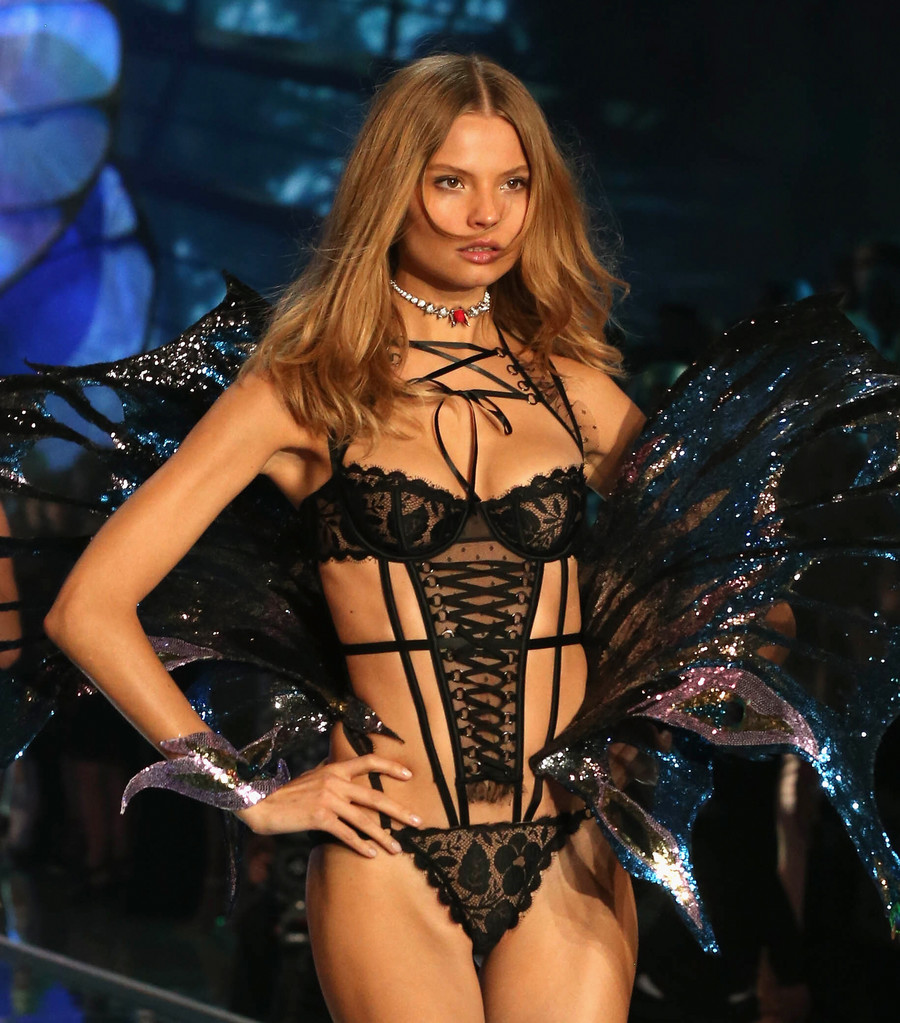 Victoria's Secret Fashion Show, Magdalena Frąckowiak / Kevin Kane / GettyImages-496745390