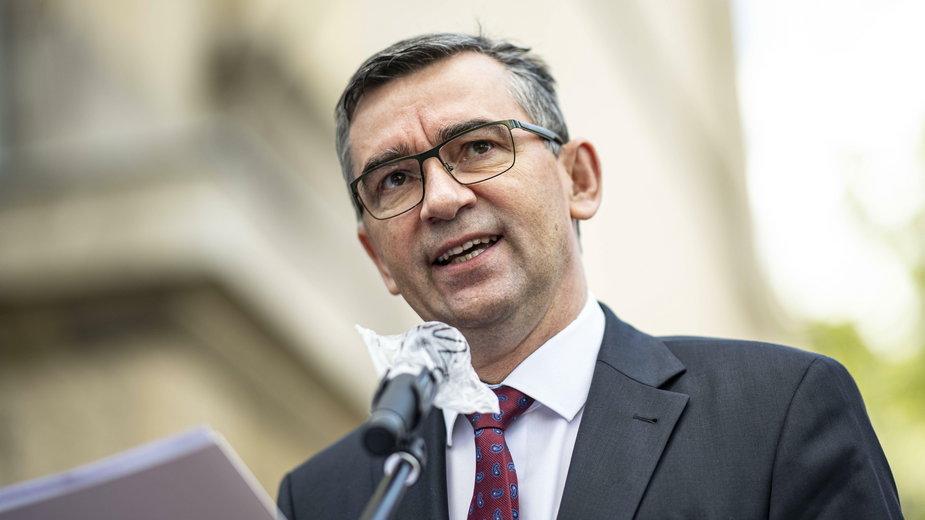 Andrzej Przyłębski, ambasador Polski w Berlinie, udzielił wywiadu dla serwisu RND