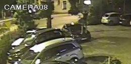 Zdemolowano auto Patryka Rachwała, podejrzani są jego byli koledzy z boiska!