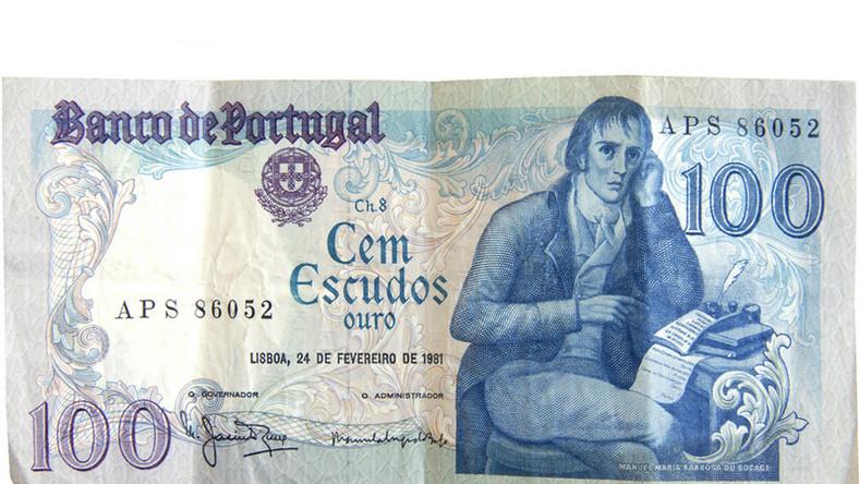 Escudo wróciło jako atrakcja turystyczna w Portugalii