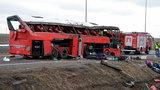 Wypadek ukraińskiego autokaru. Zarzuty dla kierowcy