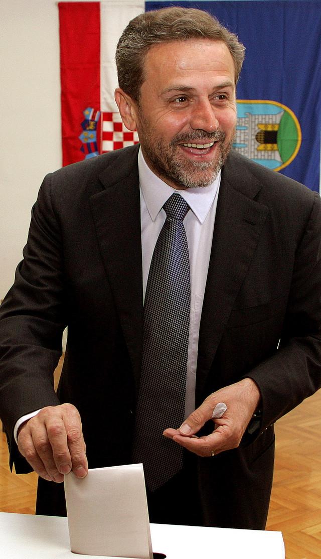 Lokalni izbori u maju 2005 u Zagrebu