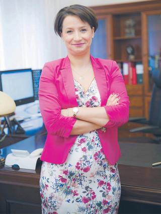 Prezes z otwartą głową. Kim jest nowa prezes Urzędu Patentowego RP Edyta Demby-Siwek