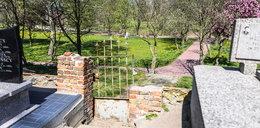 Makabryczne odkrycie na cmentarzu. Jeden z grobów był świeży, ale nie było przy nim wieńców. Pod ziemią znaleziono...