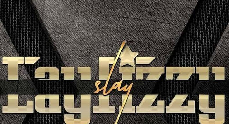Laylizzy's 'Slay' single art.