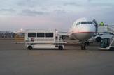 Avion je prinudno sleteo u Beograd