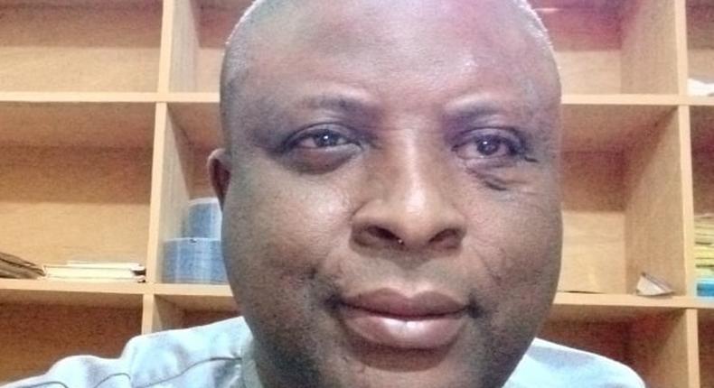 Nigerian evangelist Cyril Utomi.