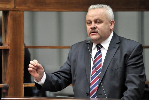Mirosław Karapyta, marszałek woj. podkarpackiego