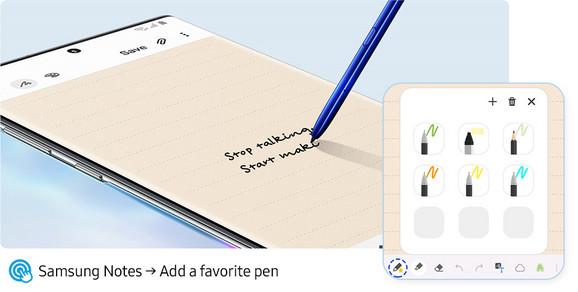 Galaxy Note10 S Pen