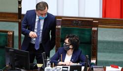 Giertych: Marszałek Sejmu potraktowała Ziobrę jak zwykłe zero