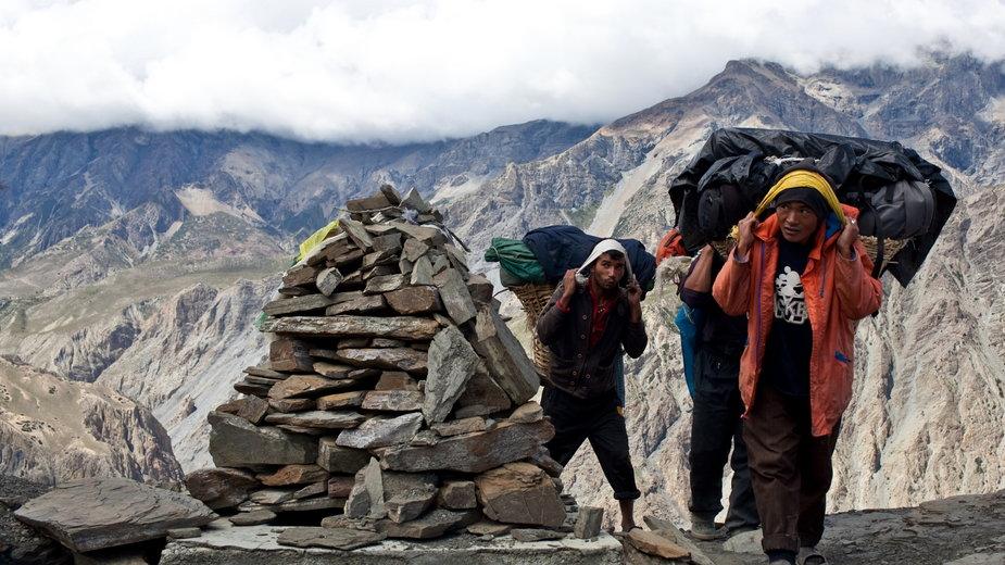 Szerpowie, Nepal