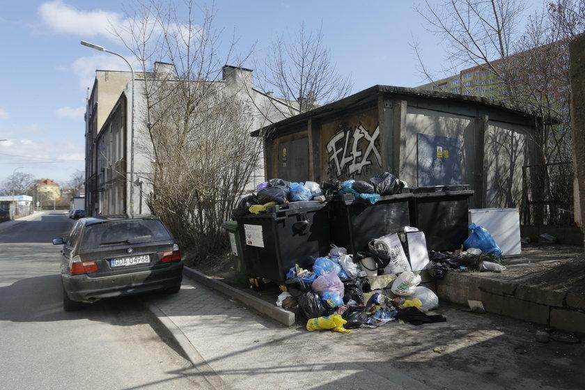 Gdańszczanie skarżą się, bo nie chcą mieć śmietników pod oknami.