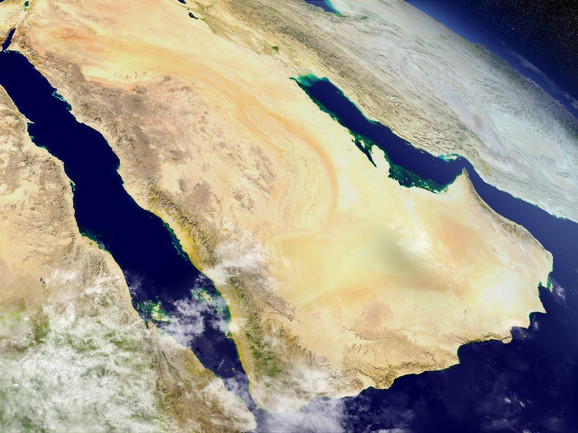 Arapsko poluostrvo poznato je po pustinjskoj klimi i minimalnoj količini padavina