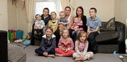 Podpisują petycję, by odebrać jej zasiłki. Ma 12 dzieci