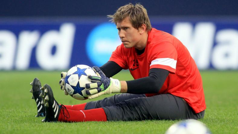 Tomasz Kuszczak wypożyczony do Watford