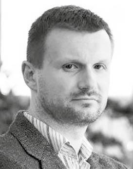 Dr Rafał Łyszczek, prezes Krajowej Rady Komorniczej, komornik sądowy przy Sądzie Rejonowym w Bielsku-Białej
