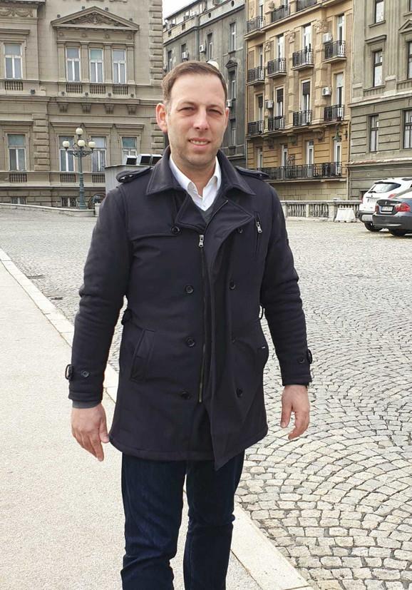 Marko Stojčić na novom zadatku