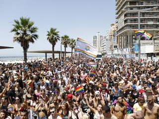 'Tel Aviv Gay Pride Parade 2017