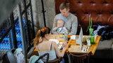 Marcin Mroczek daje przykład innym ojcom