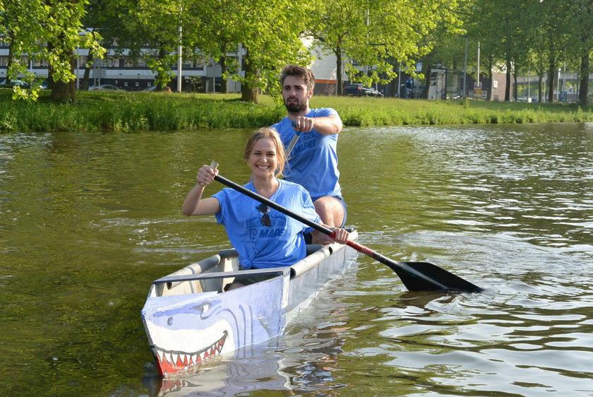 Na zawodach w Holandii