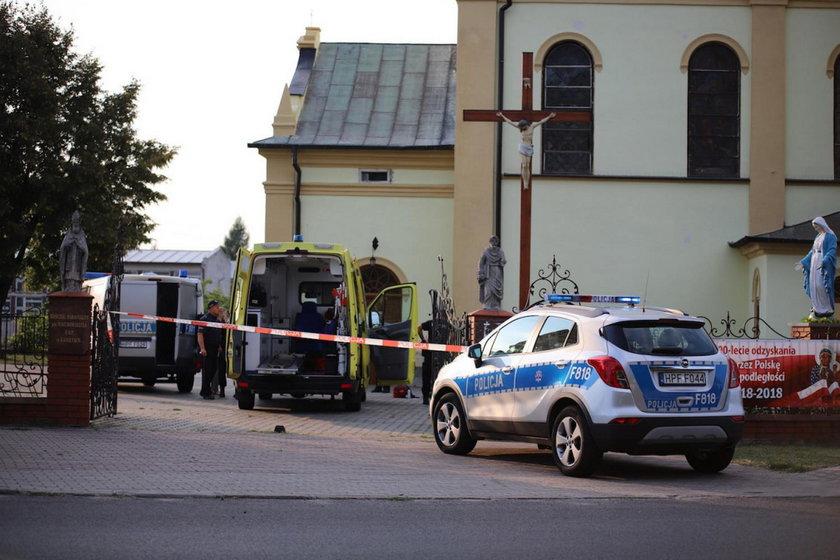 Tragedia w Łaniętach: zabiła nam córkęz zemsty