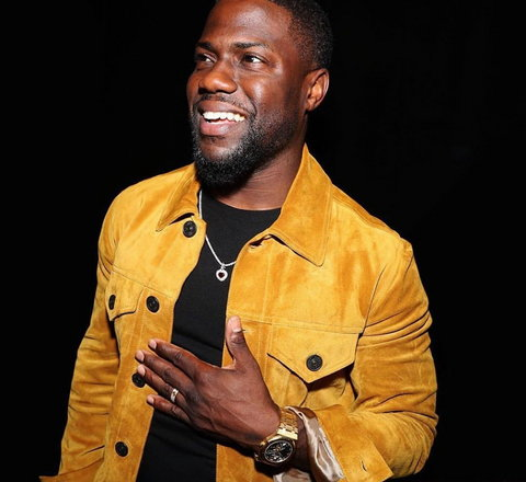 Kevin Hart's sex tape partner, Montia Sabbag has sued him for $60M claiming that he secretly recorded their sexual encounter.[Instagram/KevinHart4Real]