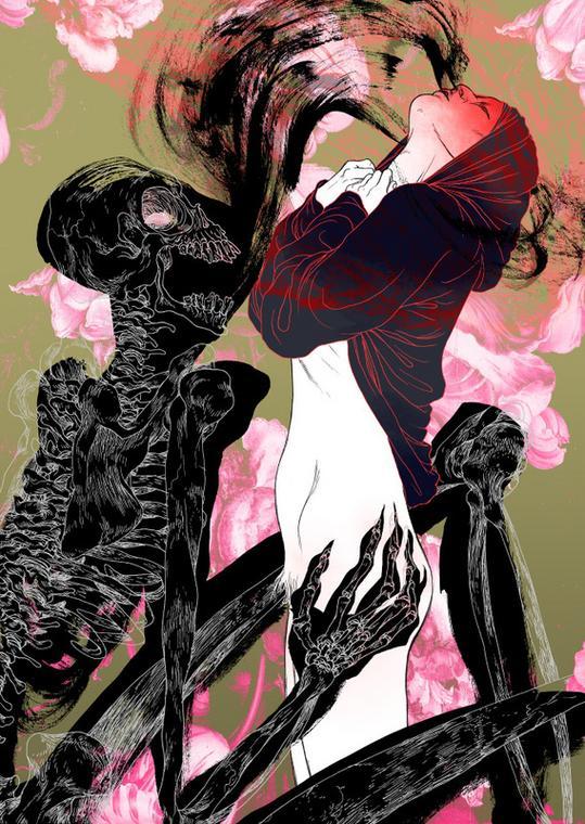 Grafika autorstwa Joanny Krotkiej