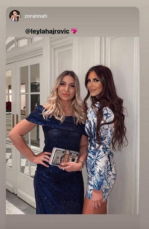 Lejla i Zorana
