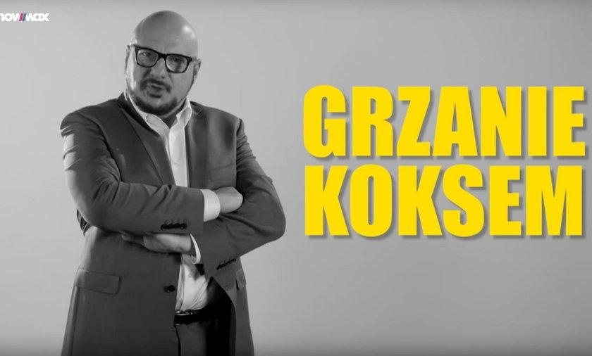 Piotr Gąsowski w SNL Polska