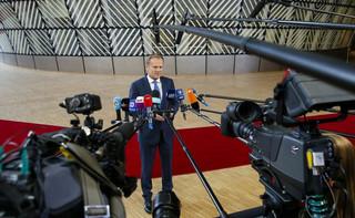 Tusk: Chcemy jak najszybciej skończyć część negocjacji ws. praw obywateli