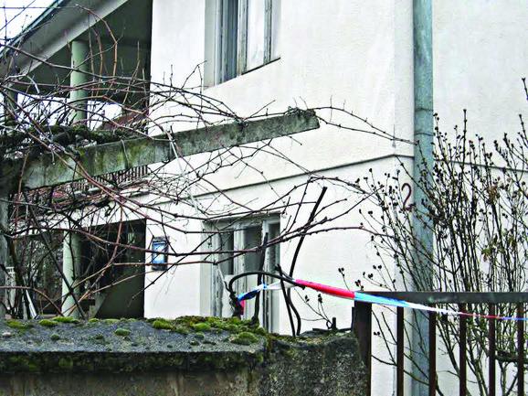 Binovce: Kuća u kojoj je živeo ubijeni Zoran Veličković