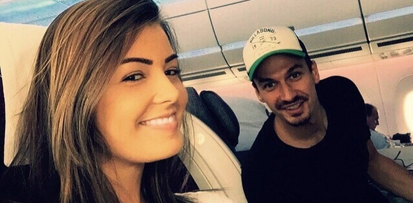 Dziewczyna Łukasza Szukały podczas urlopu na Malediwach! GALERIA