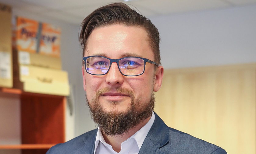 Krzysztof Cieszyński, rzecznik prasowy pomorskiego ZUS