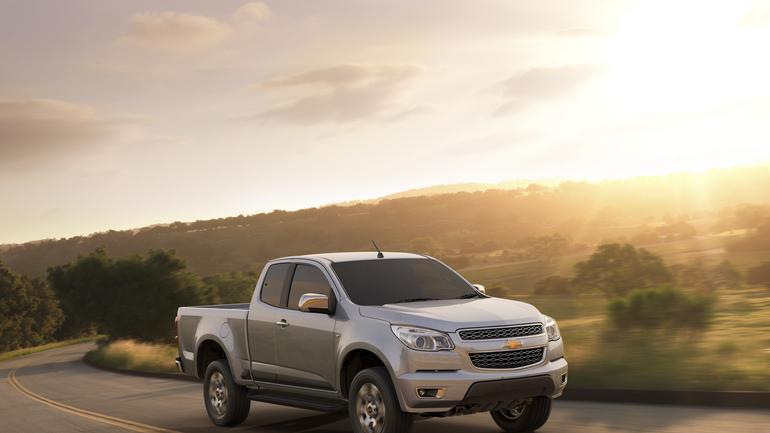 Nowy Chevrolet Colorado