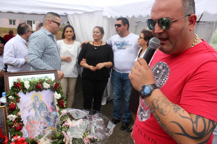 Romska slava Bibija u Umčarima