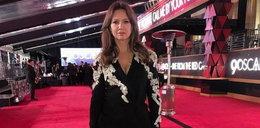 Rusin pochwaliła się na Oscarach. Tak wygląda jej suknia