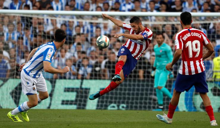 Atletiko Madrid - Real Sosijedad