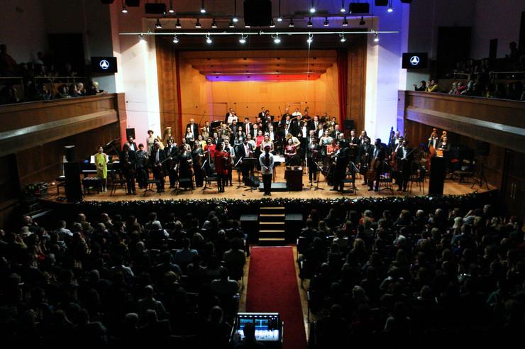 Beogradska fiharmonija, novogodišnji koncert