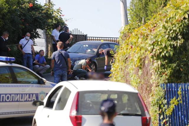 Dragan Ristić Čađa je ubijen pre nedelju dana blizu svoje kuće u Kaluđerici