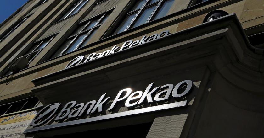 Bank Pekao SA planuje, że w 2020 roku jego zysk netto wyniesie ponad 3 mld zł