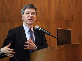 Economist Jeffrey D. Sachs, Special Advisor to the Secretary Gen