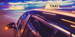 Pożałował, że zamówił taksówkę. Za kurs zapłacił krocie