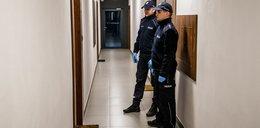 Tysiące osób ukaranych mandatami, zakażeni policjanci