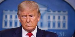 Trucizna w liście do Donalda Trumpa!