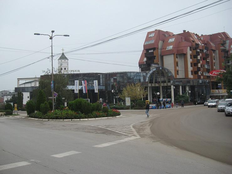 Vranje 66 Centar grada Foto V Pesic