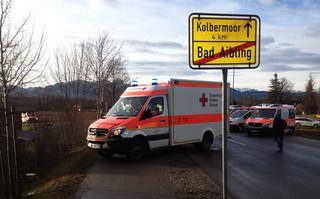 Katastrofa kolejowa w Bawarii: Ofiary śmiertelne i ponad 100 rannych