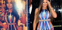 Ożeż! Grycan w sukience Kardashian! Dobrze wygląda?