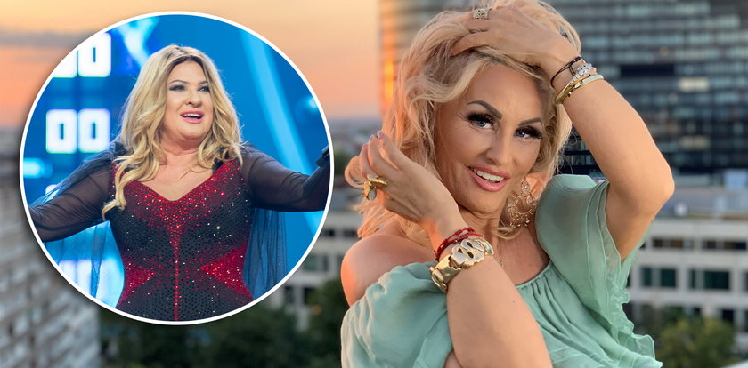Dagmara Kaźmierska nawiązała do wyglądu Beaty Kozidrak:Dlaczego ona ma patrzeć w lustro i ma być jej smutno?